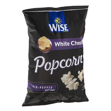 Wise White Cheddar Popcorn Pemium Air Popped