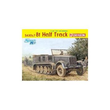 1/35 Sd. Kfz.7 8t Half Track Initial Production ~ Smart Kit