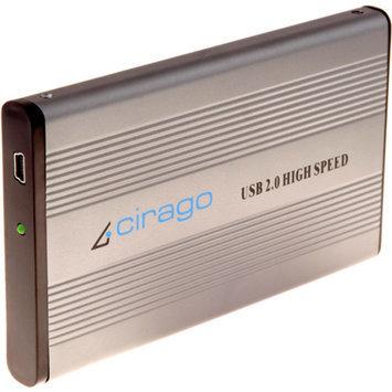 Cirago Portable Storage Enclosure 2.5