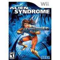 iNetVideo N02010106 Alien Syndrome Nintendo WII