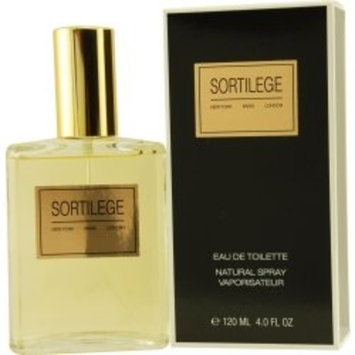 SORTILEGE by Long Lost Perfume EDT SPRAY 4 OZ for WOMEN