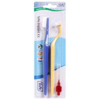 TEPE ORAL HEALTH CARE Implant Kit - 3 Ct, 6 pack