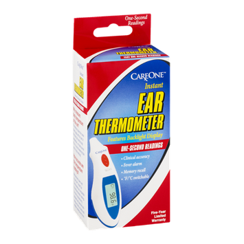 CareOne Instant Ear Thermometer