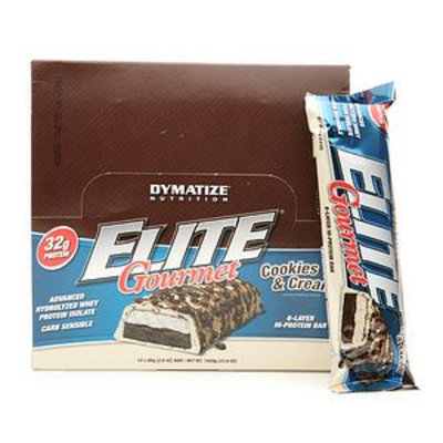 Dymatize Nutrition Elite Gourmet 6-Layer Hi-Protein Bar