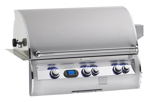 Fire Magic Echelon Diamond E790 All Infrared Natural Gas Built-In Grill With Power Hood And Magic View Window