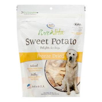 Nutrisource Pure Vita Sweet Potato Freeze Dried Dog Treats 3-oz bag
