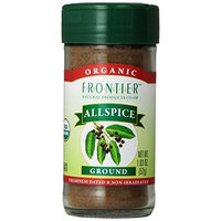 Frontier Allspice Organic Powder, 1.83 Ounce