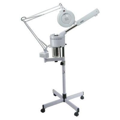 Sky Enterprise USA Salon 2 in 1 Ozone Facial Steamer with Magnify Lamp Spa Salon Misc.