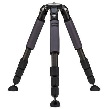 Induro GIT304 Grand Series 3 Stealth Carbon Fiber Tripod, 4 Sections
