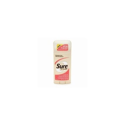 Sure for women invisible solid antiperspirant and deodorant, sparkling bloom 2.6 oz.
