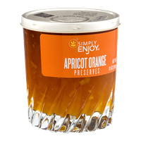 Simply Enjoy Apricot Orange Preserves