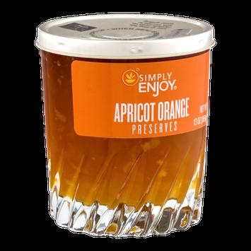 Simply Enjoy Apricot Orange Preserves