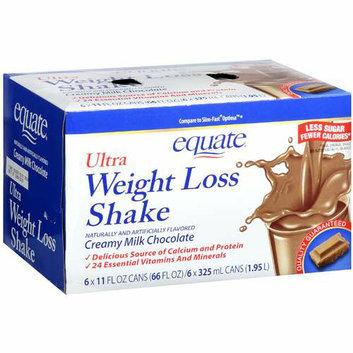 Equate Ultra Weight Loss Shake