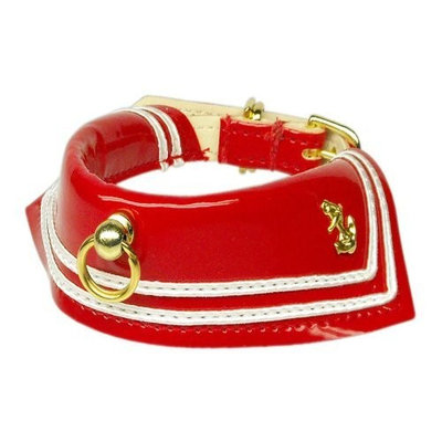 Pet Products Dog Supplies Sailor Red 10