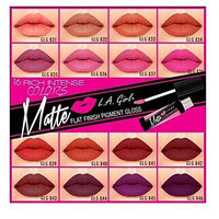 L.A. Girl Matte Pigment Lip Gloss