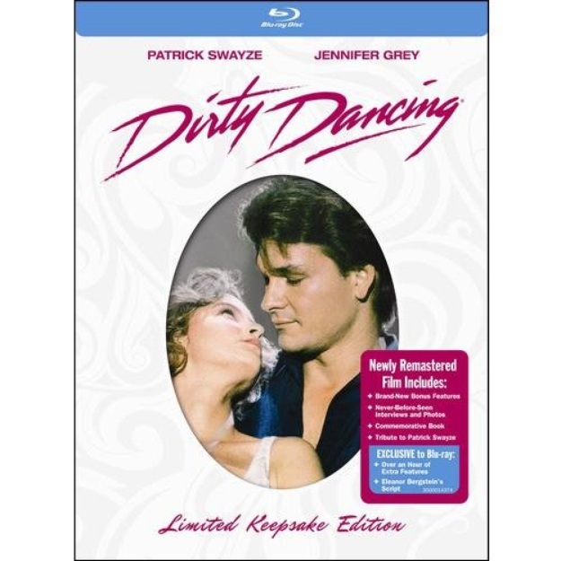 Dirty Dancing (Keepsake Edition) (Blu-ray) (Widescreen)