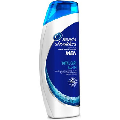 Head & Shoulders Total Care All-in-1 Anti-Dandruff Shampoo + Conditioner for Men