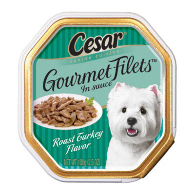 Cesar cesarA Gourmet Filets Adult Dog Food