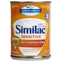 Abbott Nutrition Similac Sensitive Baby Formula - Concentrate - 13 oz - 12 pk