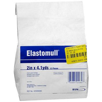Elastomull Elastic Gauze Bandage, 2X4.1 Yards Non-sterile, 12 ea
