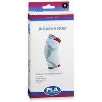 FLA Orthopedics ProLite White 3D Elbow Support