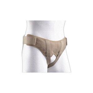 FLA Orthopedics 67-350MDBEG Soft Form Hernia Belt Beige Medium