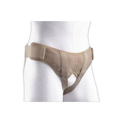 FLA Orthopedics 67-350SMBEG Soft Form Hernia Belt Beige Small