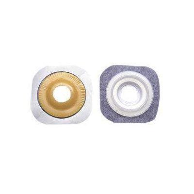 ConvaTec SUR-FIT Natura Two-Piece Cut-to-fit, Durahesive Skin Barrier 4x4(2 1/4), 10ea, #413156