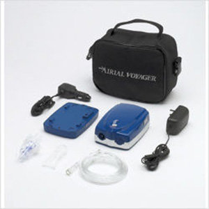 Medquip MQ5500 Airial Voyager Portable Palm Size Neb