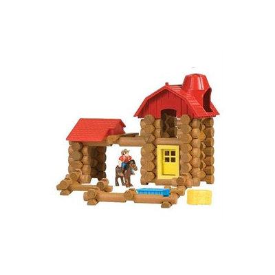 K'NEX Lincoln Logs Building Set - Buckaroo Barn