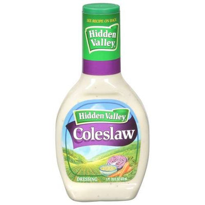 Hidden Valley Coleslaw Dressing, 16 Fluid Ounce Bottle