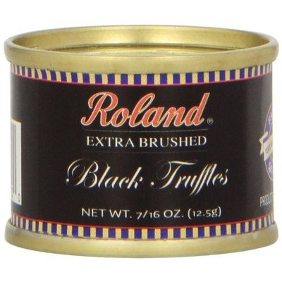 Roland Extra Brushed Black Truffles