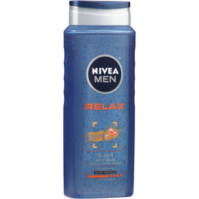 Nivea for Men Relax Body Wash