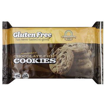 Kinnikinnick Foods Montanas Chocolate Chip Cookies, 8 oz, (Pack of 6)