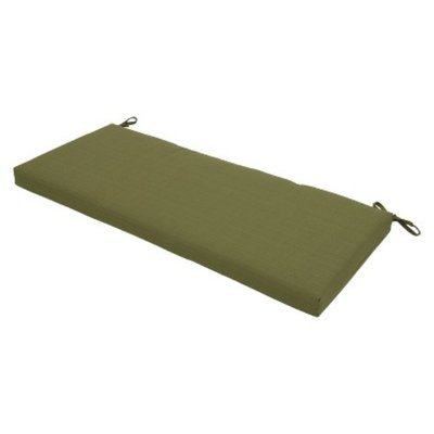 Threshold Outdoor Bench Cushion - Green