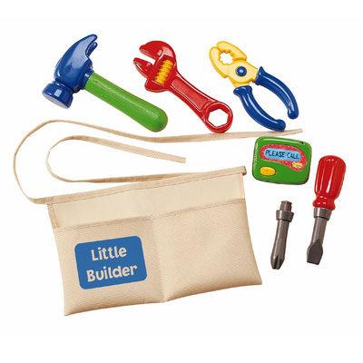 International Playthings INTERNATIONAL PLAYTHINGS, INC. Kidoozie Little Builder Tool Belt - INTERNATIONAL PLAYTHINGS, INC.