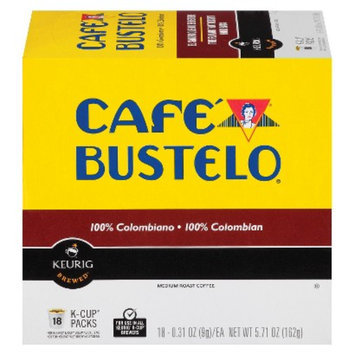 Cafe Bustelo Colombian Coffee K-Cups