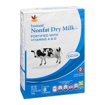 Ahold Nonfat Dry Milk Instant