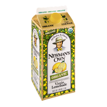 Newman's Own Organic Virgin Lemonade