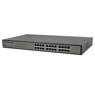 Monoprice 24 Port Gigabit Ethernet SNMP Switch