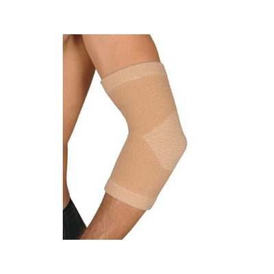 Fla Orthopedics Therall Joint Warming Elbow Support Beige Medium