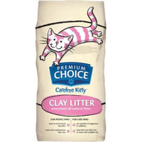 American Colloid 260137 Carefree Kitty Unscent 50