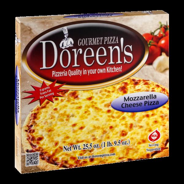 Doreen's Gourmet Pizza Mozzarella Cheese