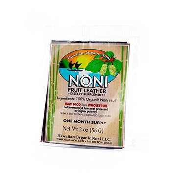Hawaiian Health Ohana Noni Fruit Leather by Hawaiian Health 2oz