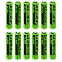 VTech NiMH AAA Batteries (12-Pack) 2 Pack Replacement Batteries