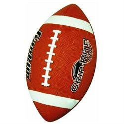 Franklin Sports Grip-Rite 100 Rubber Football, Junior