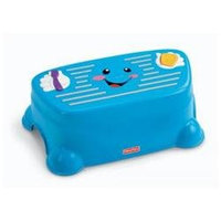 Fisher Price Sing With Me Stepstool Step Toddler Baby New