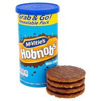 Mcvitie's McVities Hob Nob Milk Chocolate Tubes