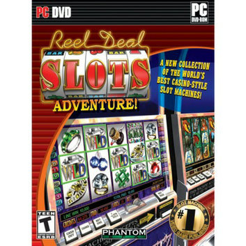 Phantom EFX Reel Deal Slots Adventure! (PC Games)