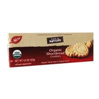 Back to Nature Organic Shortbread, 4.5 oz